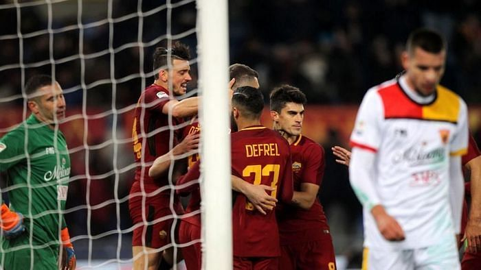 Roma welcome Benevento back to the Stadio Olimpico after three years