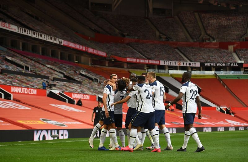 Harry Redknapp is impressed with Tottenham Hotspur