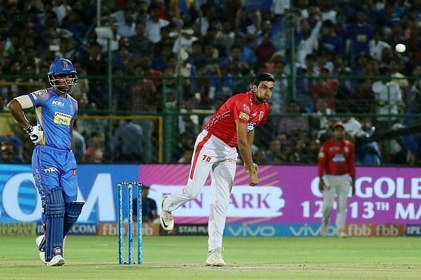 Ravichandran Ashwin. Pic: IPLT20.COM