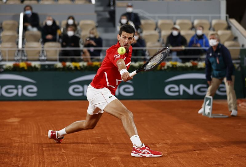 Novak Djokovic will take on Rafael Nadal in the French Open 2020 final
