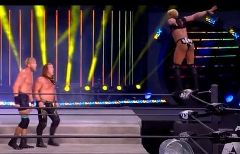 Talent has a way of getting over (Pic Source: AEW)
