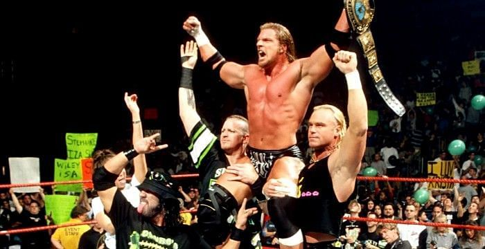Over the course of two decades in WWE, D-Generation X established themselves as one of the most successful and influential factions of all time