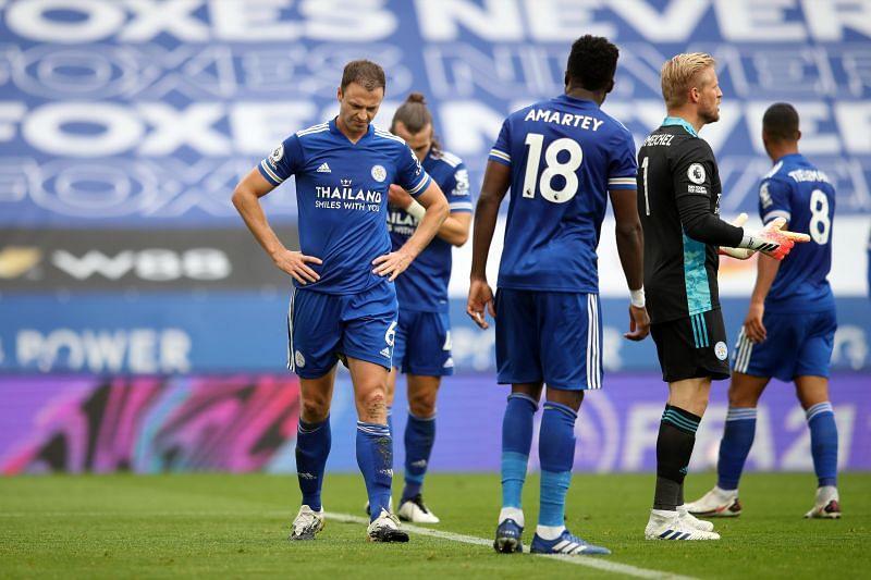 Leicester City will face Aston Villa on Sunday