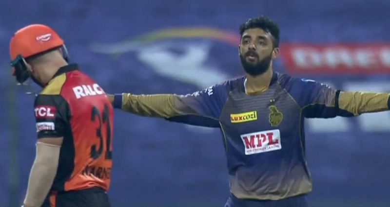 Varun Chakravarthy has been selected on the back of a brilliant IPL 2020 so far