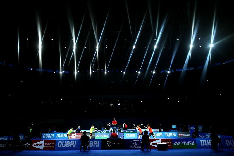 Thailand will see some major badminton actat the beginning of 2021