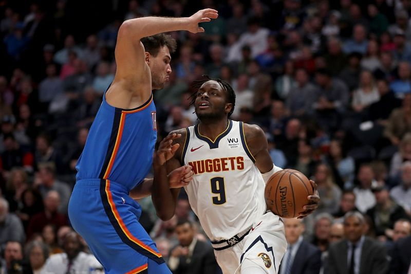 Re-signing with the Denver Nuggets would be the best-case scenario for Jerami Grant.