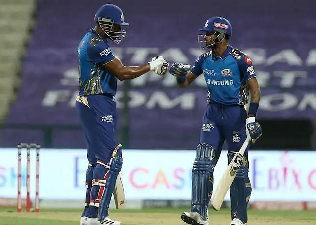 मुंबई इंडियंस के बल्लेबाज