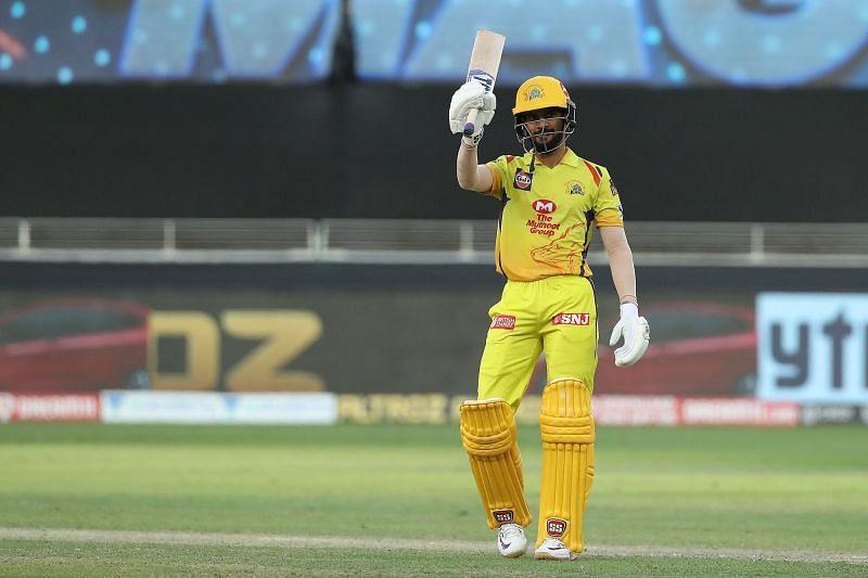Ruturaj Gaikwad played a match-winning knock for the Chennai Super Kings [P/C: iplt20.com]