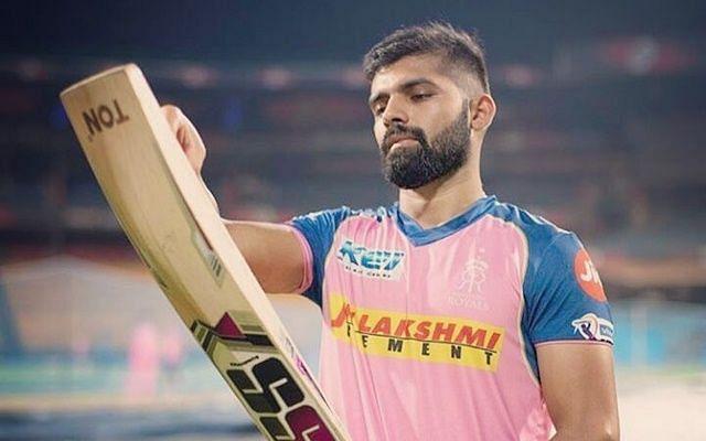 Vohra has been stuck on the RR bench in IPL 2020