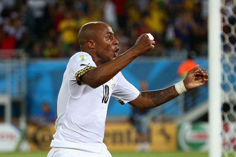 Ghana need Andre Ayew back in form