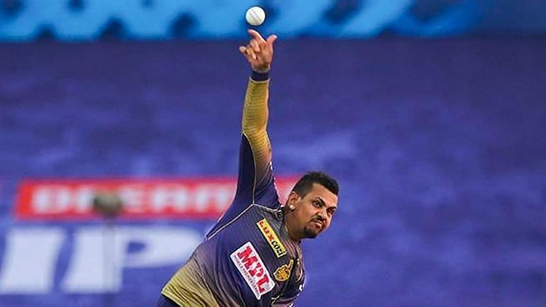 Narine has reworked on his bowling action in the past (Image Credit: BCCI)