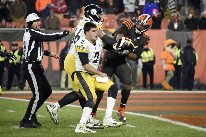 Pittsburgh Steelers vsCleveland Browns