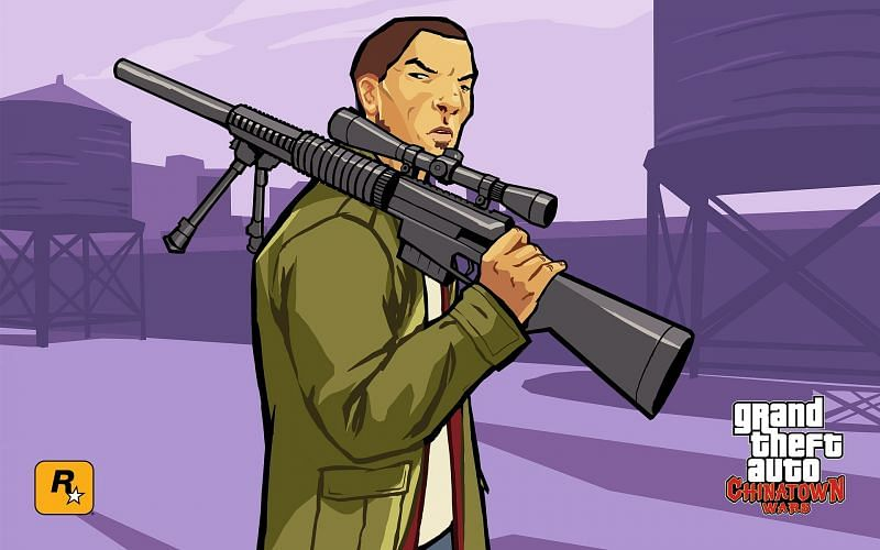 GTA Chinatown Wars was released on the Android platform in 2014 and can be downloaded from Google Play Store (Image Credits: Rockstar Games)
