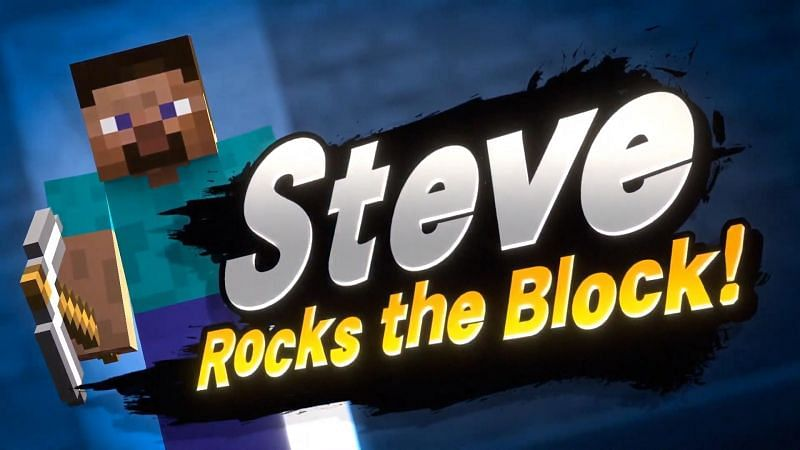 Super Smash Bros Ultimate Reveal Minecraft S Steve And Alex As New Dlc Characters