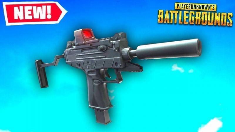 UZI location, damage, stats, and more in PUBG Mobile (Image credits: chOpper YT)