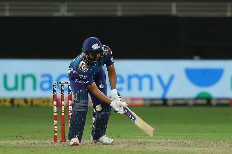 Rohit Sharma would be hoping to be fit for tonight