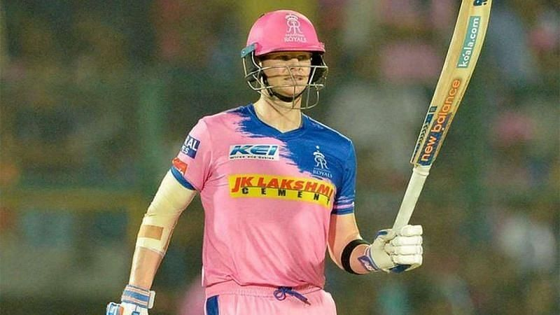 Steve Smith has failed to deliver in the last few matches for Rajasthan Royals