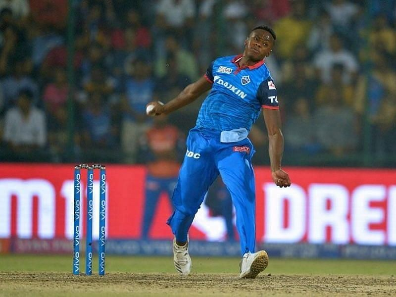Aakash Chopra believes Kagiso Rabada can apply the breaks on the Kolkata Knight Riders