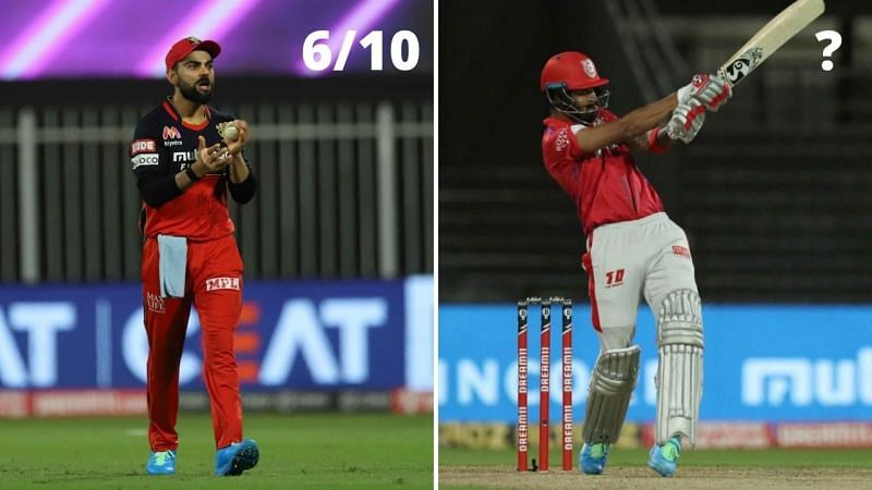 RCB vs KXIP: Player Ratings