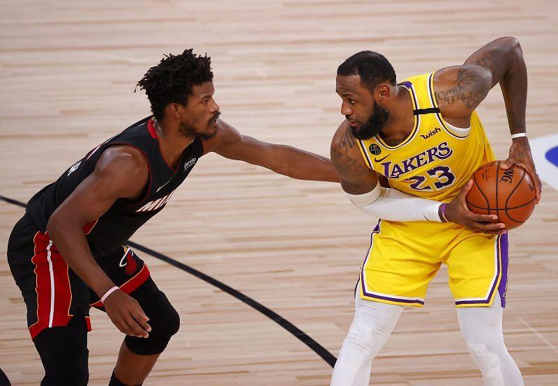 LA Lakers star LeBron James should win 2020 NBA Finals MVP