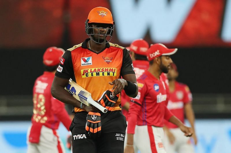 Sunrisers Hyderabad lost their last 7 wickets for just 14 runs [P/C: iplt20.com]