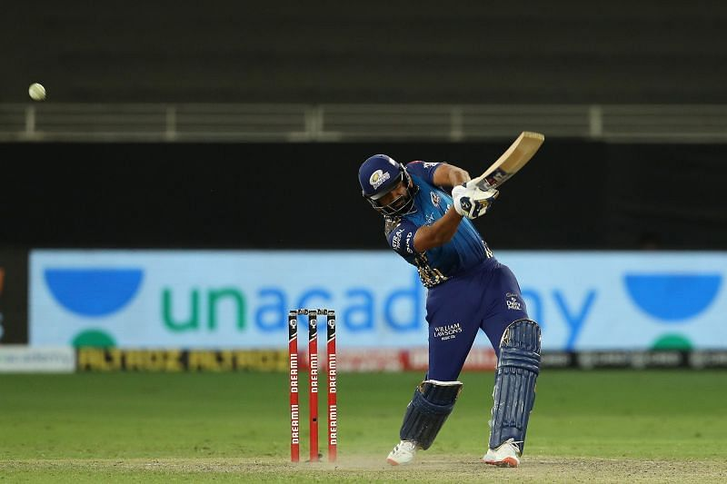 Rohit Sharma disappointed on two occasions with the bat. [PC: iplt20.com]