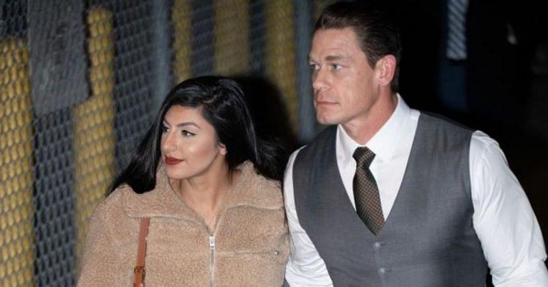 WWE Franchise John Cena Marries Shay Shariatzadeh 3