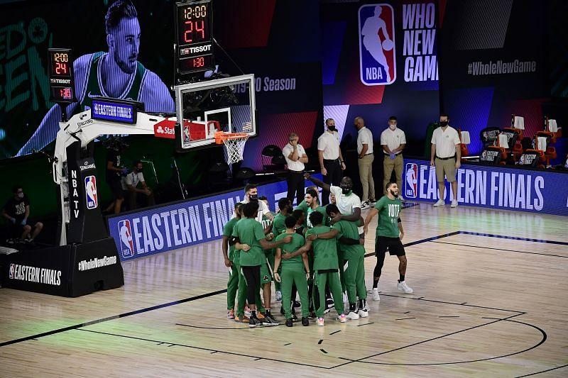 Miami Heat vs Boston Celtics - Game One G