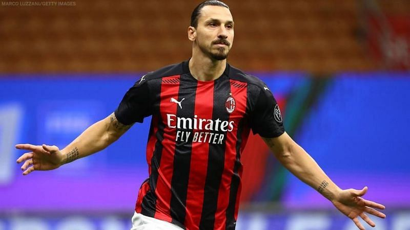Zlatan Ibrahimovic is the top-scorer in Serie A this season