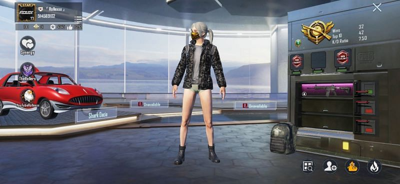PUBG Mobile: Rollexxx real name, ID number, stats, and achievements