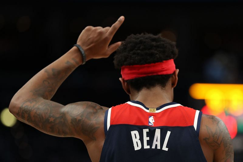 Bradley Beal wishes to stay with the Washington Wizards.