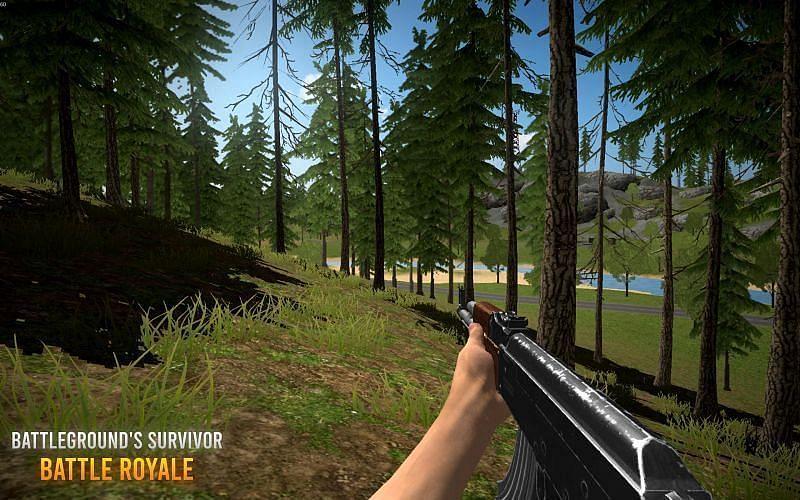 Battleground's Survivor: Battle Royale (Image Credits: APKPure.com)