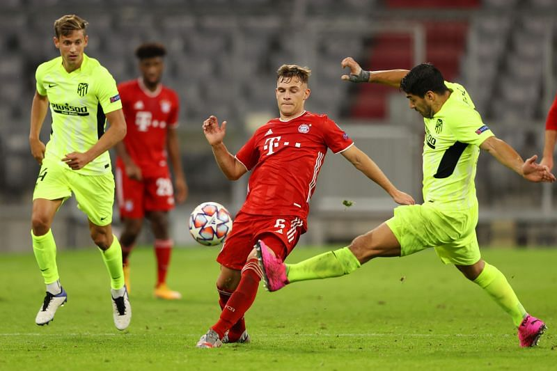 Kimmich was simply superb on the night against Atletico