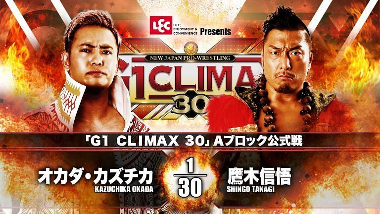 G1 Climax 30 Night 13 gives us not only the best show of the tournament but one of the best of the year.