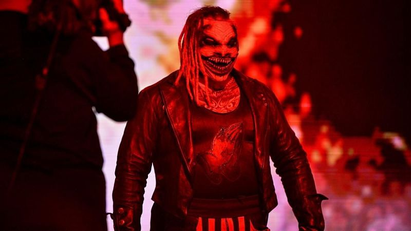 Could The Fiend be a part of the WWE RAW team?