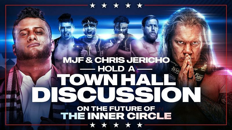 Will MJF join the Inner Circle?
