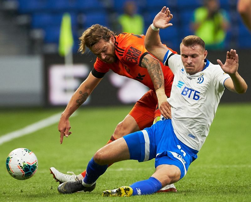 Dynamo Moscow have a strong squad
