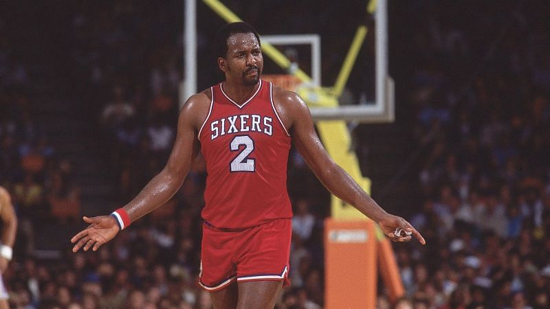 Moses Malone was a stunning rebounder as well.