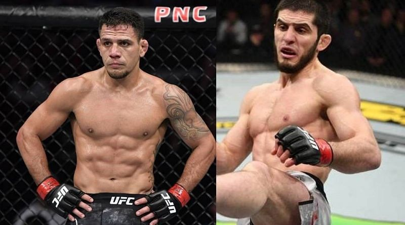 Rafael dos Anjos is out of his UFC 254 fight against Islam Makhachev