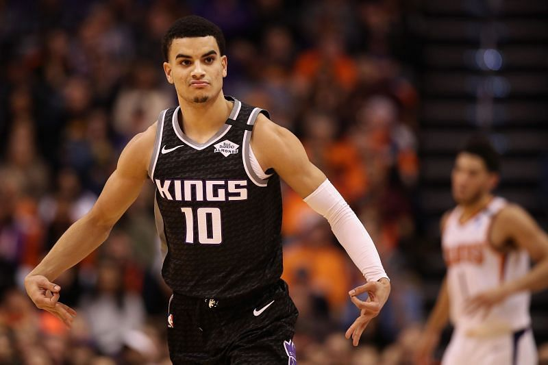 Kings drafted Justin James in 2019