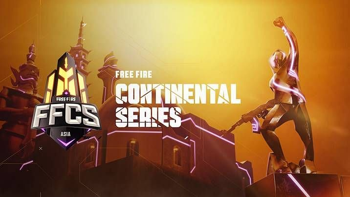 The Free Fire Continental Series (FFCS) will comprise of three separate series