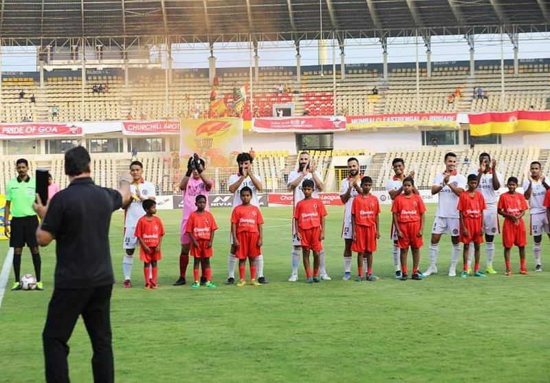 East Bengal FC will play the 2020-21 Indian Super League season in Goa