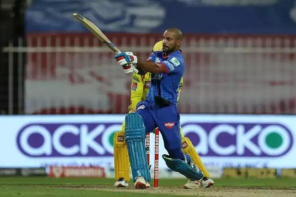Shikhar Dhawan became the only player in the history of the IPL to score consecutive centuries