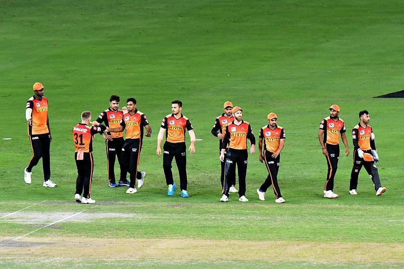 SRH are currently 7th in the table and need to win both their remaining games (Credits: IPLT20.com)
