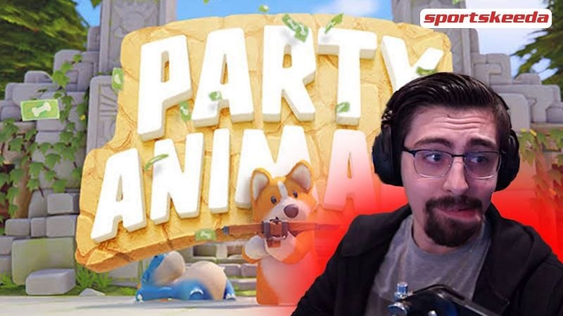 Recently, Shroud ended up hanging himself in Party Animals