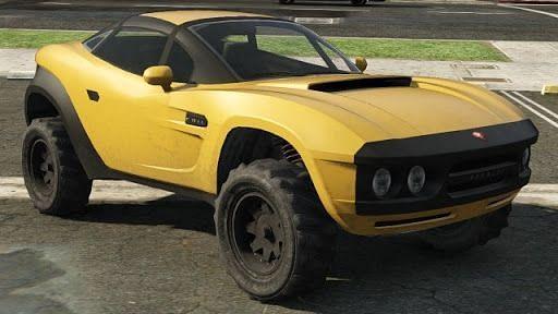 Image Credits: GTA 5 Cars
