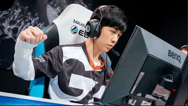 Mayker, one of the seven banned players   Image Credits: ESL