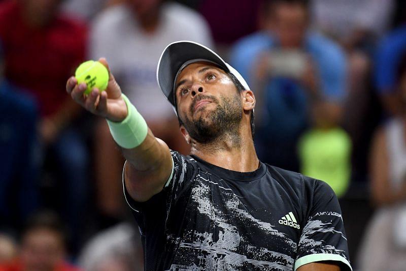 Fernando Verdasco at the 2019 US Open