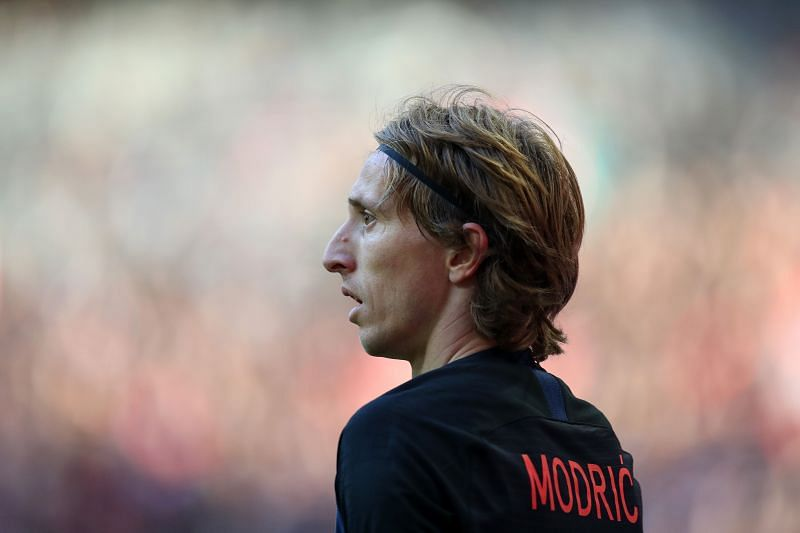 Luka Modric is Croatia