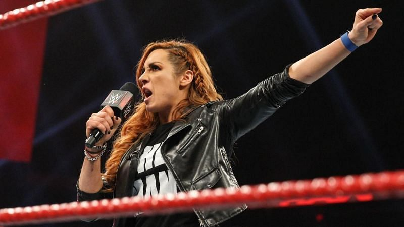 """Becky Lynch proves to all why she is """"The Man"""""""